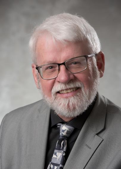 Headshot of Gary Umphrey