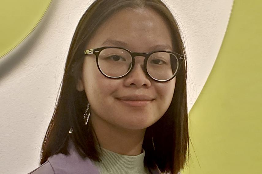 Headshot of Victoria Pham-Tran