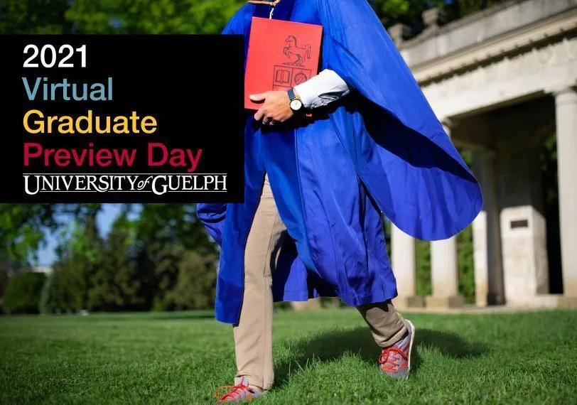 Promotional Image for Grad Studies Preview Day