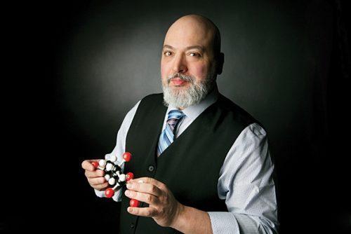 Portrait of Prof. Mario Monteiro