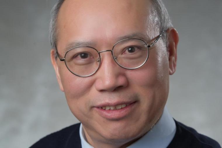 Portrait of Aicheng