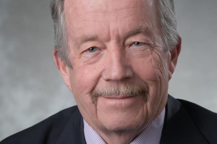 Headshot of Ed McBean