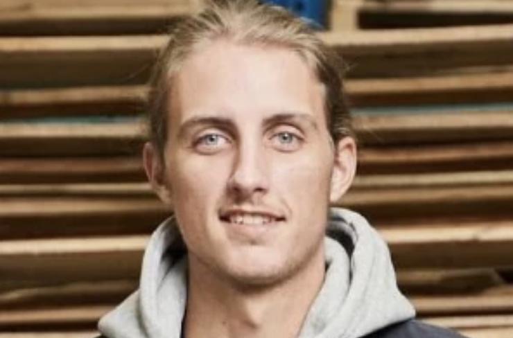 A headshot of Matthew Baxter