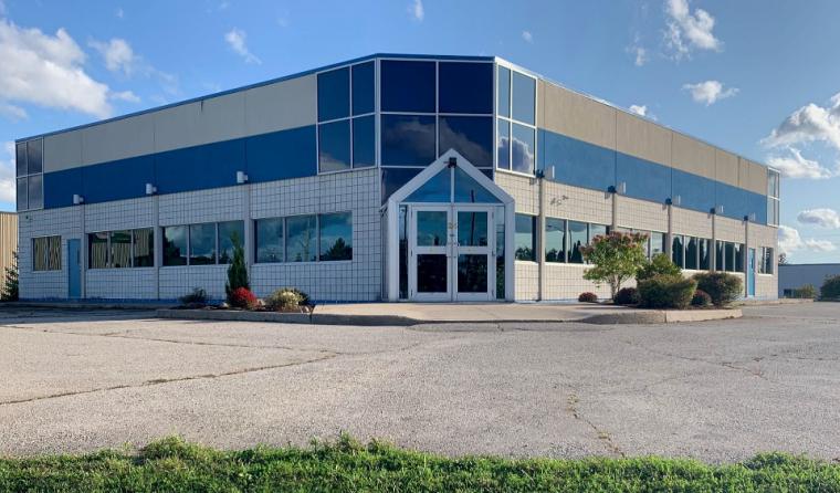 ZEN Graphene Solutions production facility