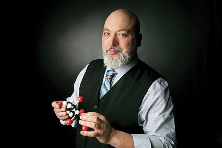 Portrait of Prof. Monteiro