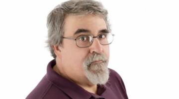 Headshot of Daniel Ashlock