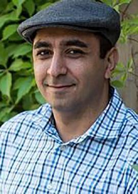 Headshot of Amir Aliabadi