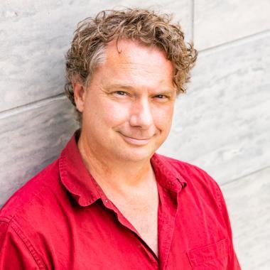 Headshot of Andrew Hamilton-Wright