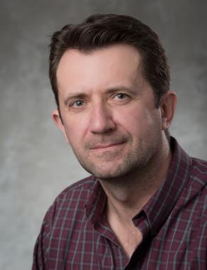 Headshot of Jeremy Balka