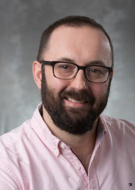 Headshot of Prof. Bardelcik