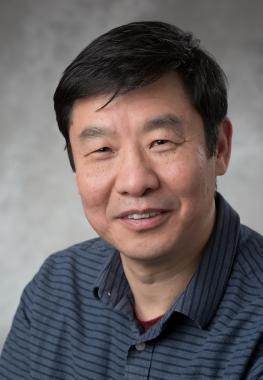 Headshot of Sheng Chang