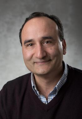 Headshot of Prof. Gharabaghi