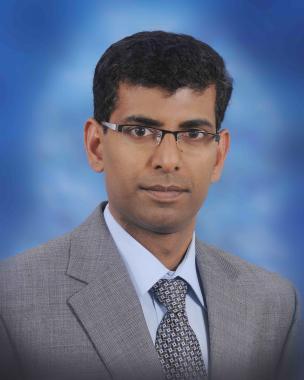 Headshot of Prof. Annamalai