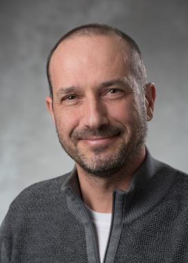 Headshot of Pascal Matsakis