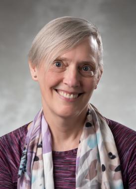 Headshot of Judy McCuaig