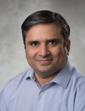 headshot of Khurram Nadeem