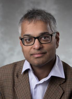 Headshot of Rajesh Pereira