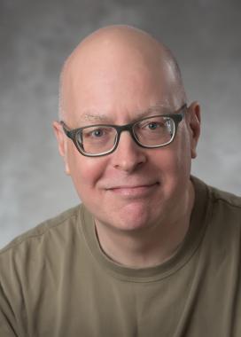 Headshot of Eric Poisson