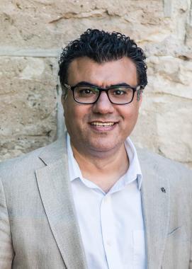 Headshot of Wael Ahmed