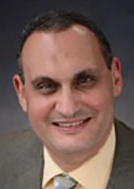 Headshot of Ibrahim Deiab