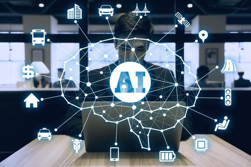 The many applications of AI: healthcare, transportation, smart homes, smart phones, etc.