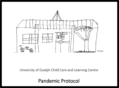 University of Guelph Child Care and Learning Centre Pandemic Protocol