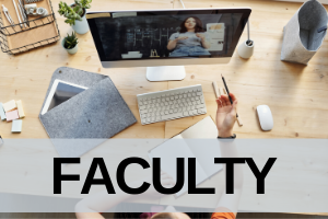Faculty Information Button