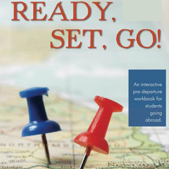 Cover of Ready, Set, Go! Book
