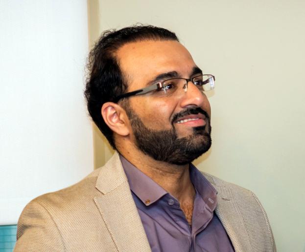 Ali Dehghantanha, Director, MCTI program