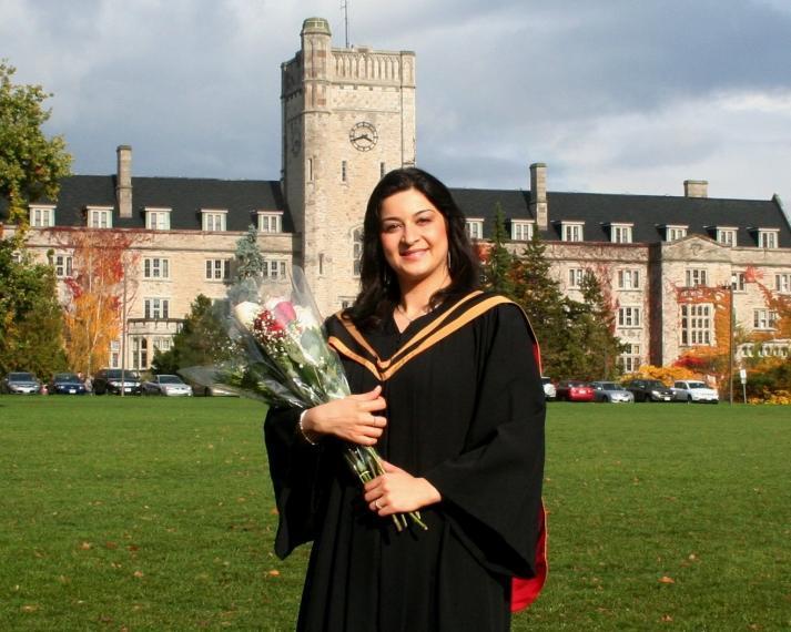 Samaneh Sheikh Nia, MSc Computer Science