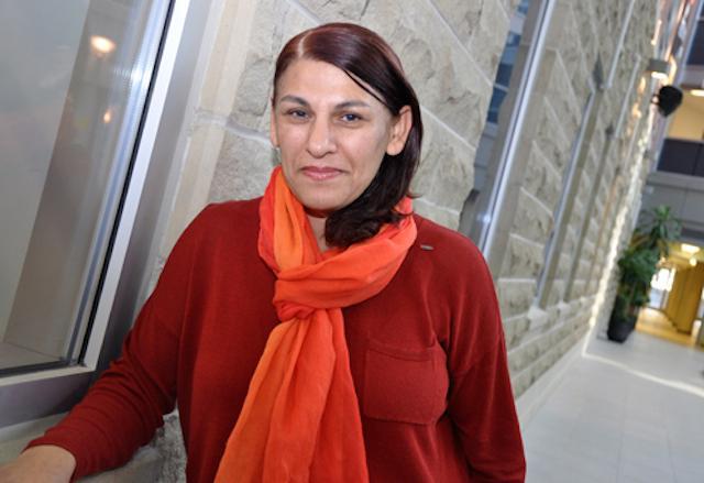 PhD Student Jamileh Yousefi