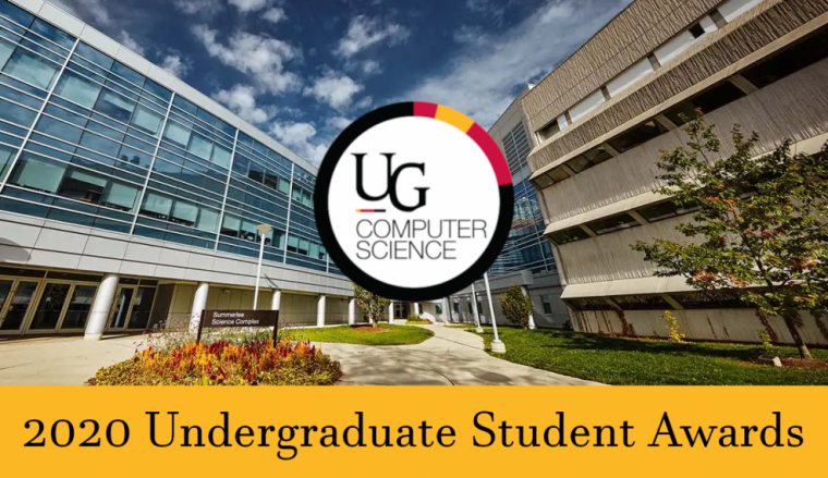 2020-2021 SOCS Undergraduate Student Awards