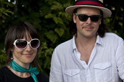 Scott Thomson and Susanna Hood