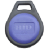 University of Guelph iClass Fob front image