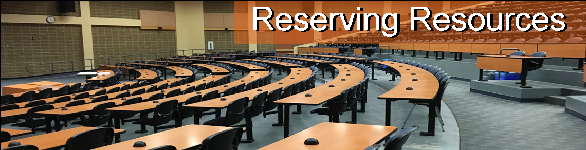 About Reserving Managed Resources