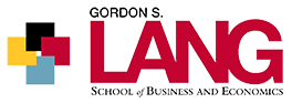 Gordon S. Lang School of Business and Economics logo