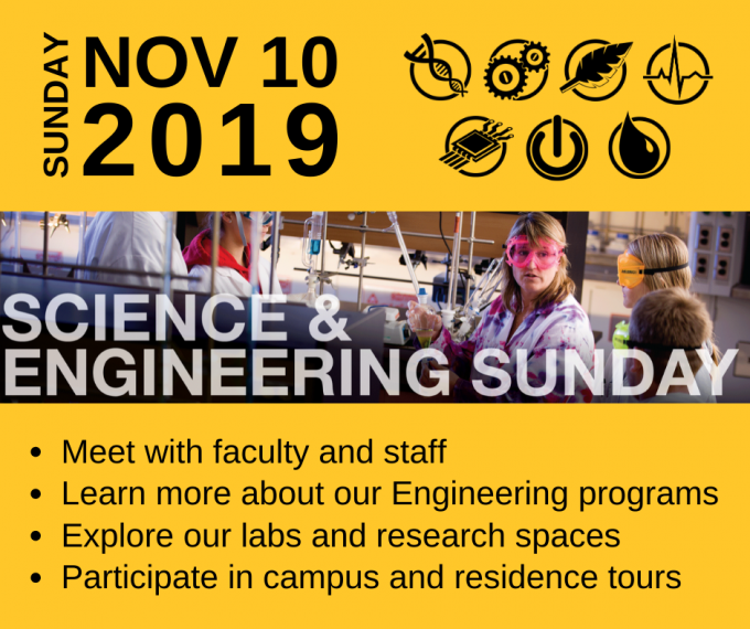 Science and Engineering Sunday