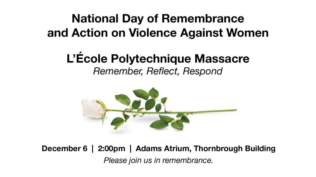December 6th Memorial