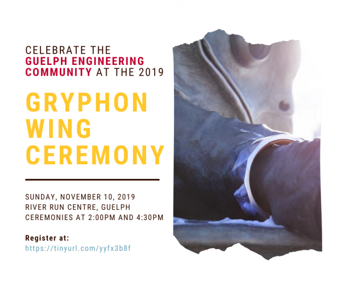 Gryphon Wing Ceremony 2019