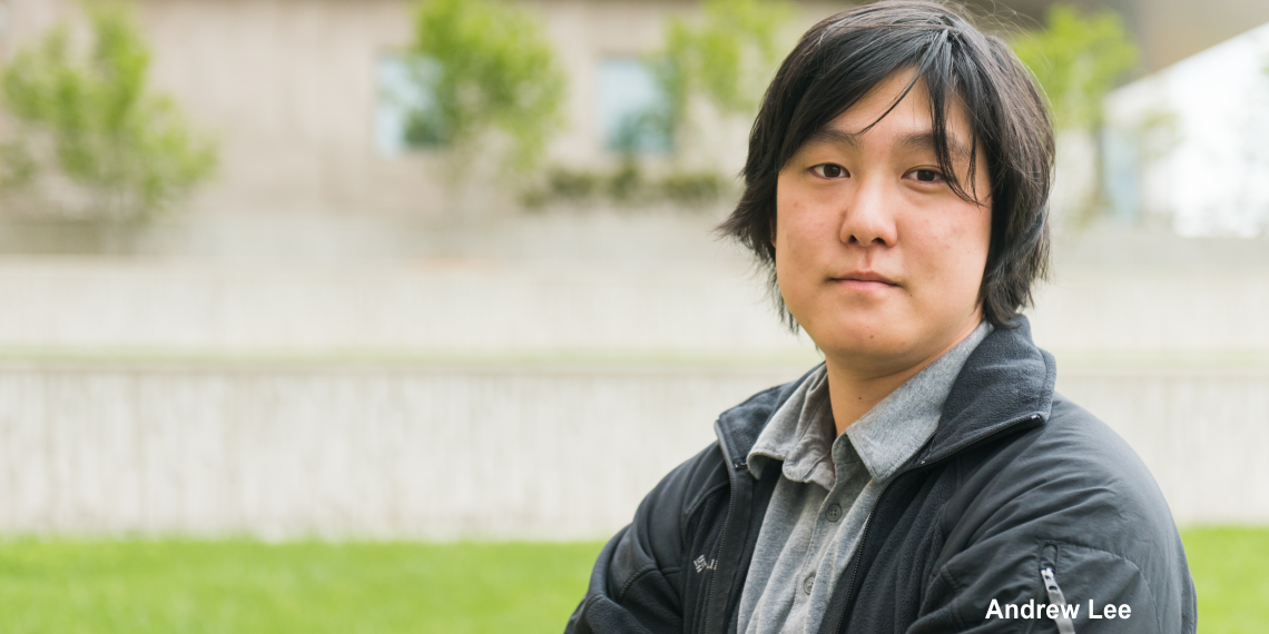 Andrew Lee, engineer who enjoys teaching robotics, pursues Ph.D. at University of Guelph