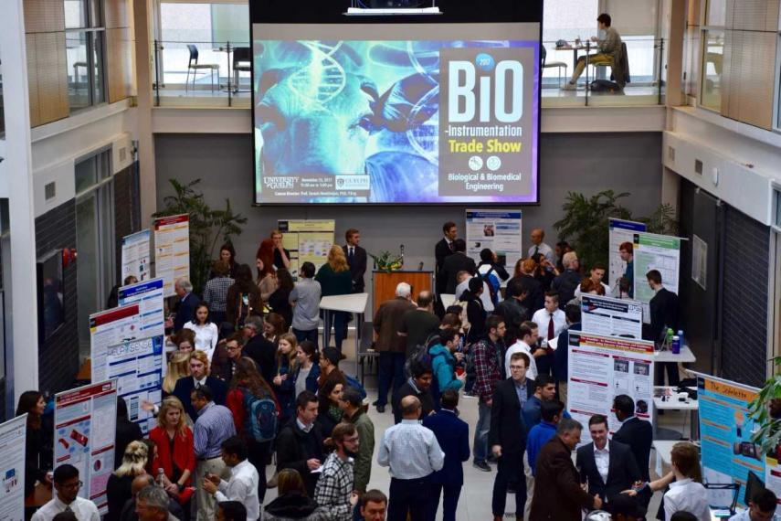 Bio-Instrumentation Trade Show