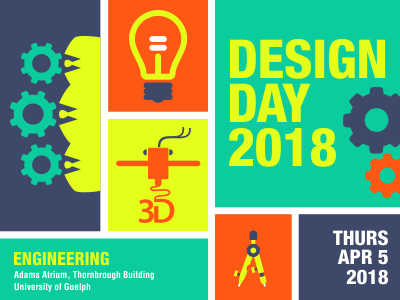 Design Day - April 5, 2018