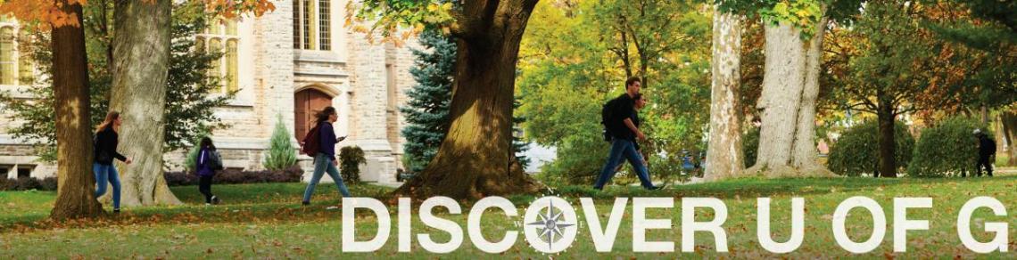 Discover U of G
