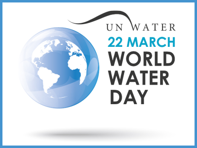 World Water Day, March 22