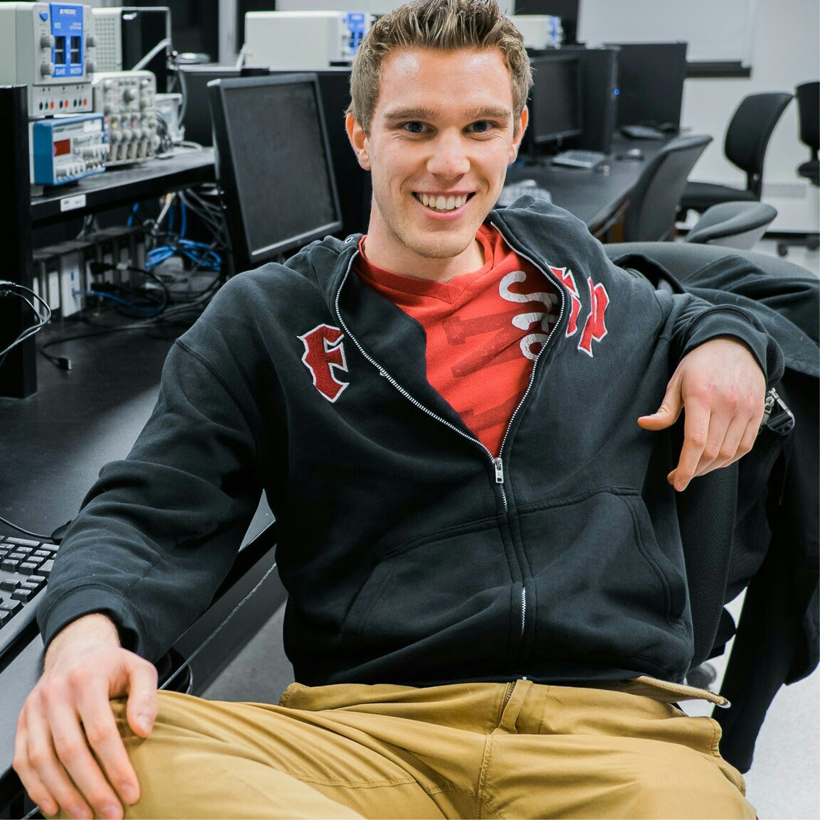 Paul - Computer Engineering Student