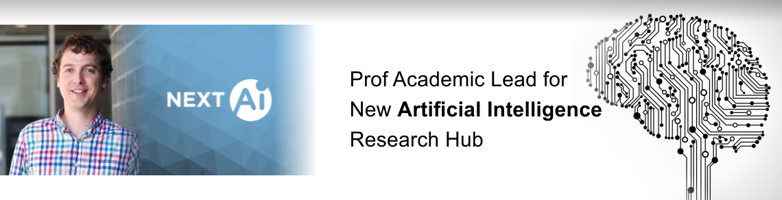 Prof Academic Lead for New Artificial Intelligence Research