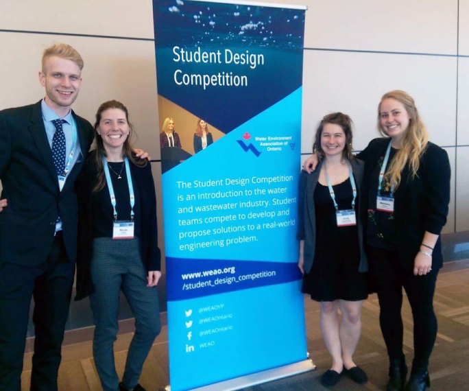 41x Team Won WEAO Student Design Competition