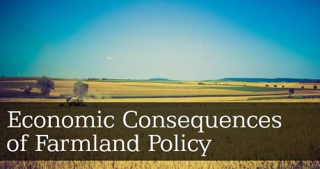 Economic Consequences of Farmland Policy on Farmland Values in Saskatchewan