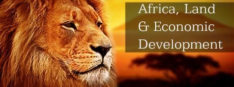Africa, Land and Economic Development