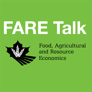 FARE Talk - Food, Agricultural and Resource Economic Discussions